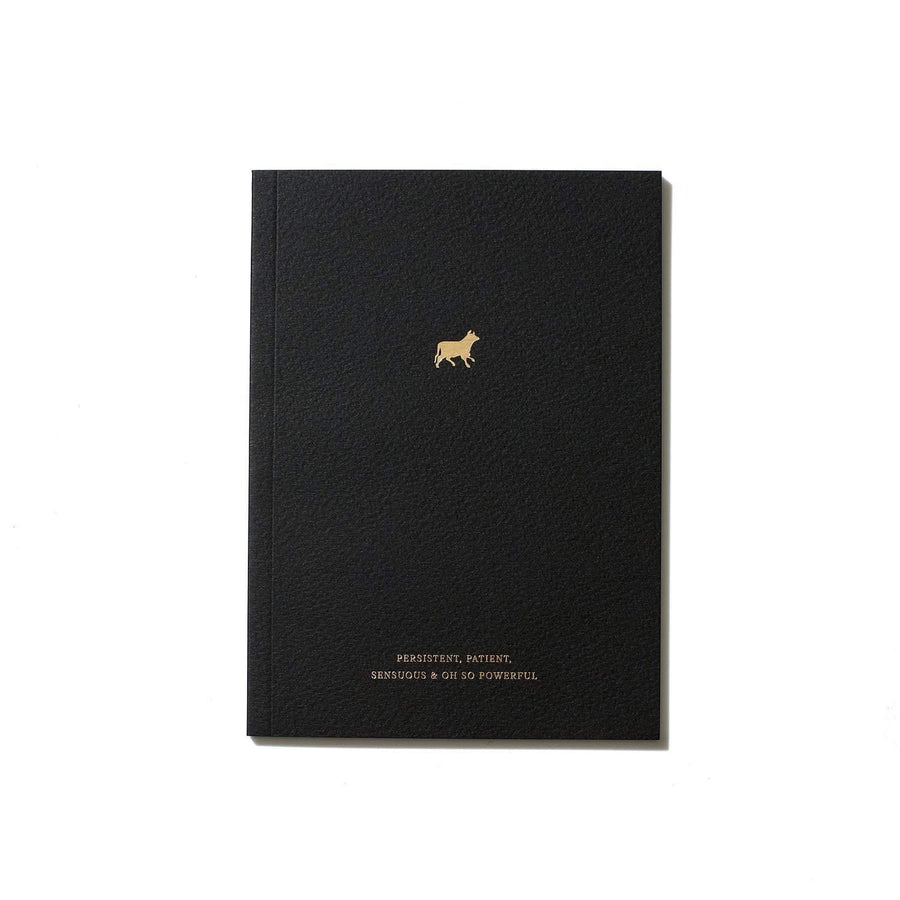 An Organised Life Taurus Zodiac Notebook