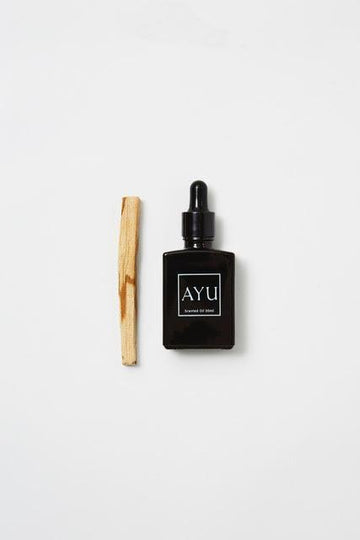 AYU White Oudh Scented Oil