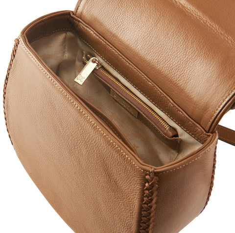 Sancia Babylon Bar Bag Nubuck Almond // PREORDER