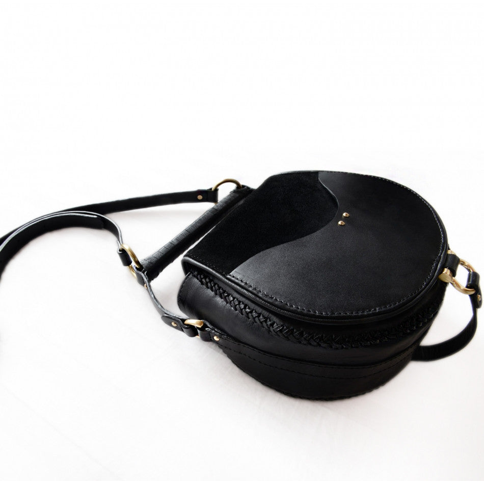 Sancia Babylon Bar Bag Black - Call Me The Breeze - 4