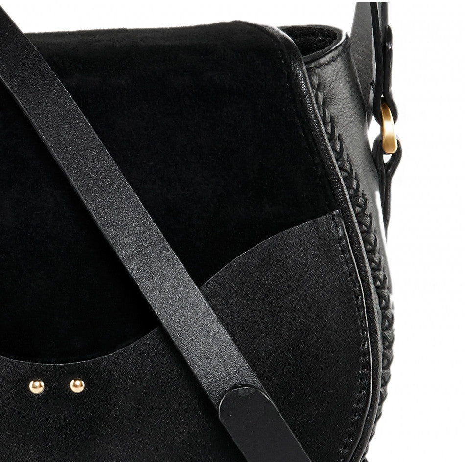 Sancia Babylon Bar Bag Black - Call Me The Breeze - 5