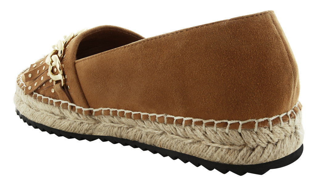 Senso Bayne Camel Suede - Call Me The Breeze - 2
