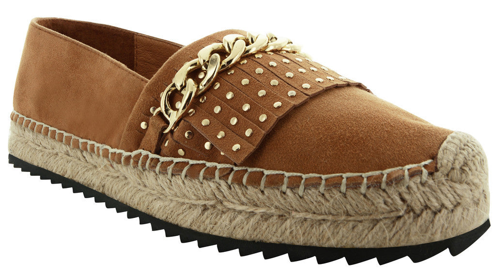 Senso Bayne Camel Suede - Call Me The Breeze - 3