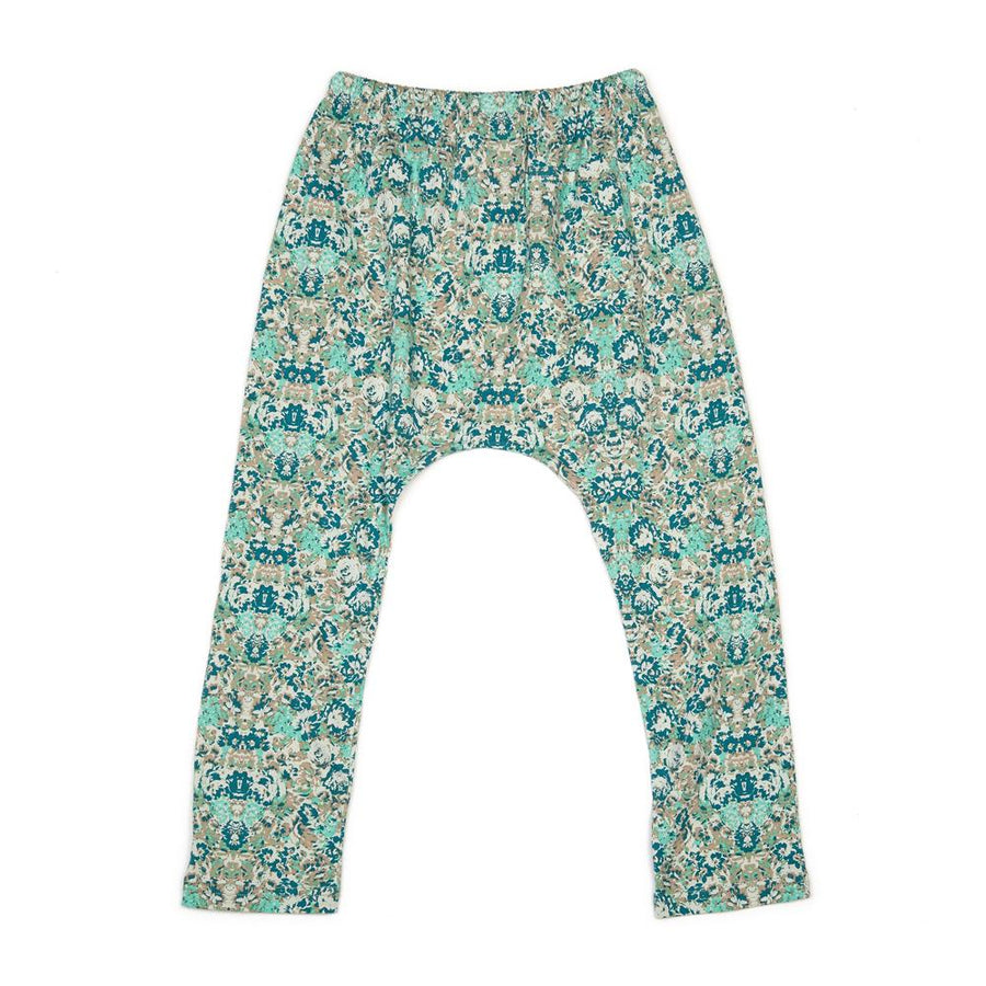 Children Of The Tribe Evergreen Slouch Pants