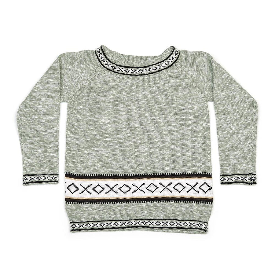 Children Of The Tribe Trekker Knit