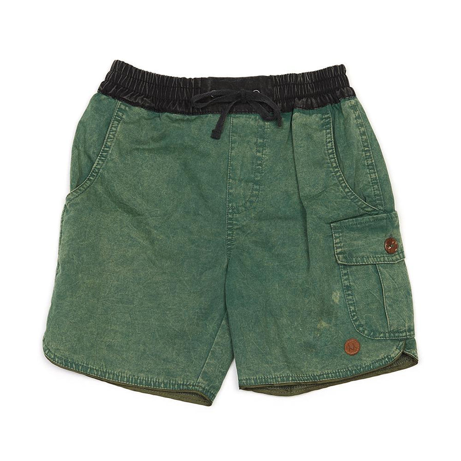 Children Of The Tribe The Explorer Drawstring Shorts