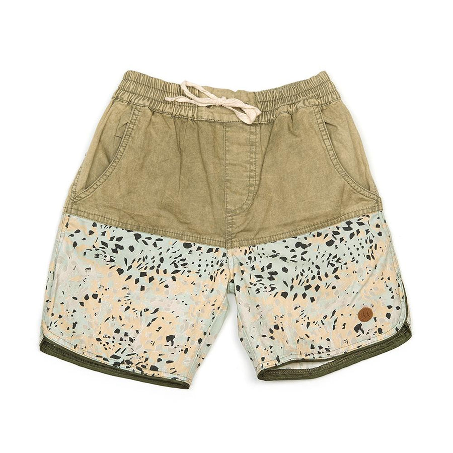 Children Of The Tribe Escapade Drawstring Shorts