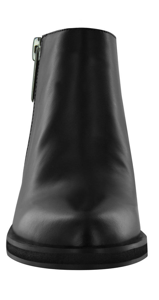 Senso Nessie II Ebony Calf / Silver Zip - Call Me The Breeze - 2