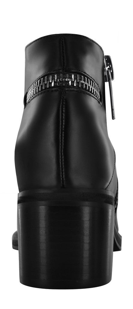 Senso Nessie II Ebony Calf / Silver Zip - Call Me The Breeze - 3