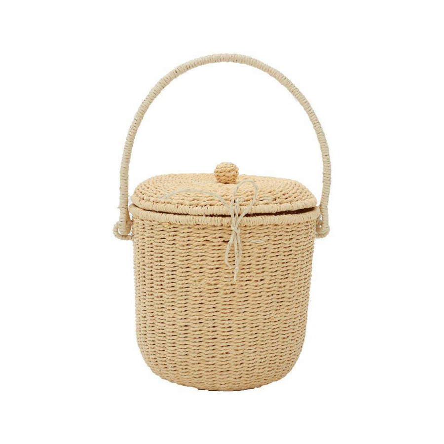 Poppy And Co The Cape Basket Natural