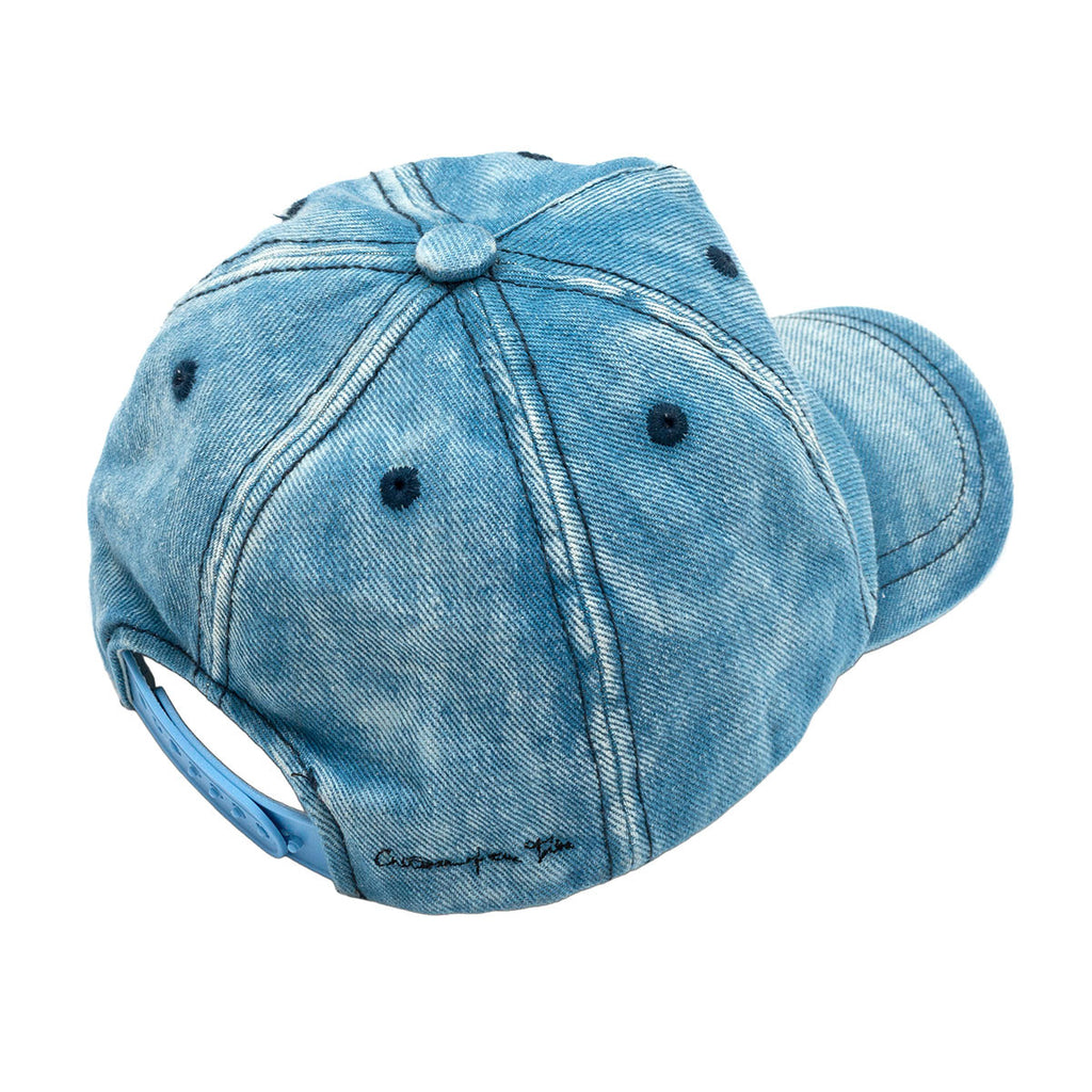 Children of the Tribe Chambray Cap - Call Me The Breeze - 2