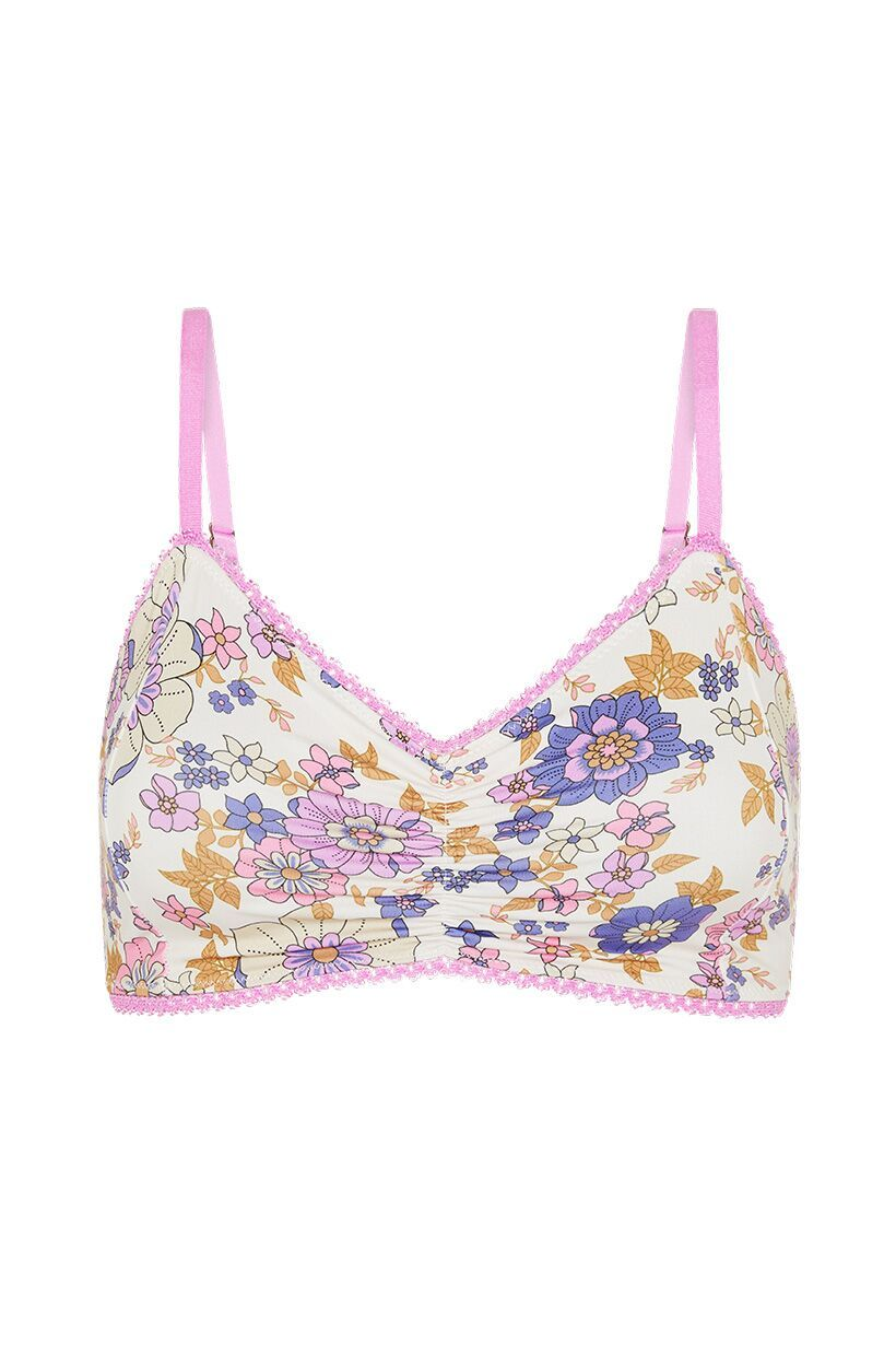 Spell Buttercup Bralette Meadow