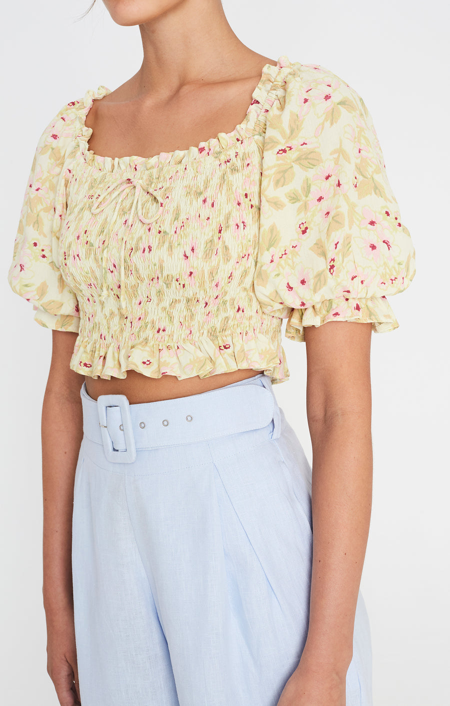 Faithfull Isadora Top Adele Floral