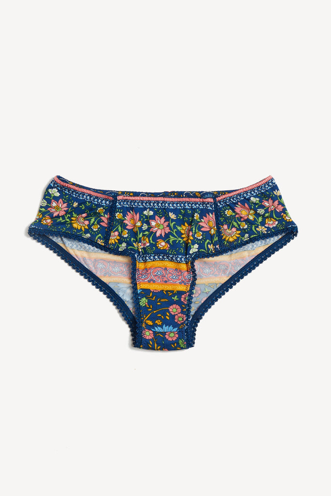 Spell Folk Town Bloomers Navy - Call Me The Breeze - 3
