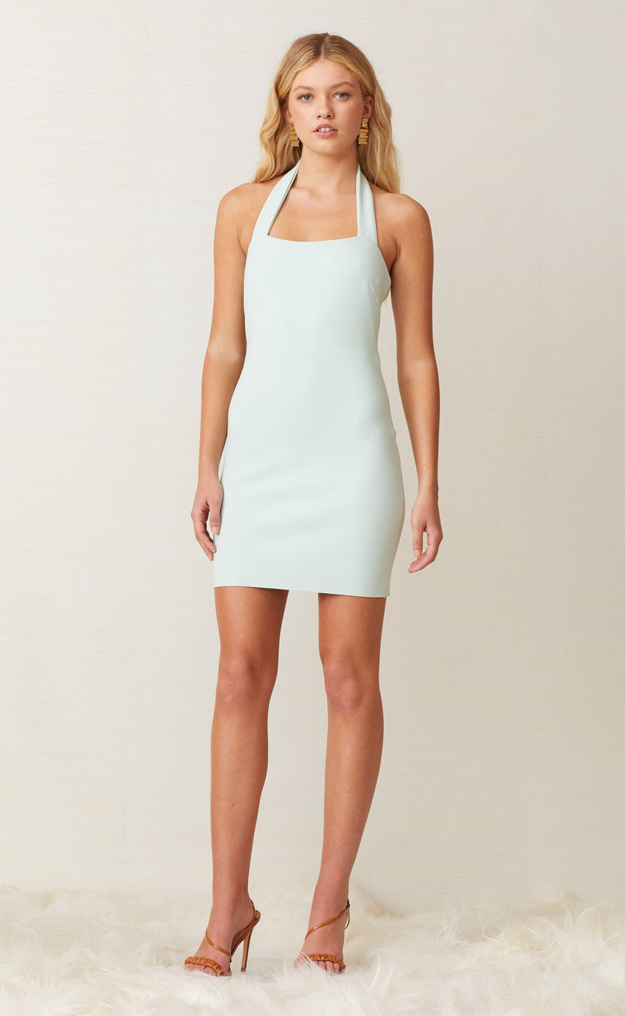 Bec and Bridge Ariel Mini Dress Mint