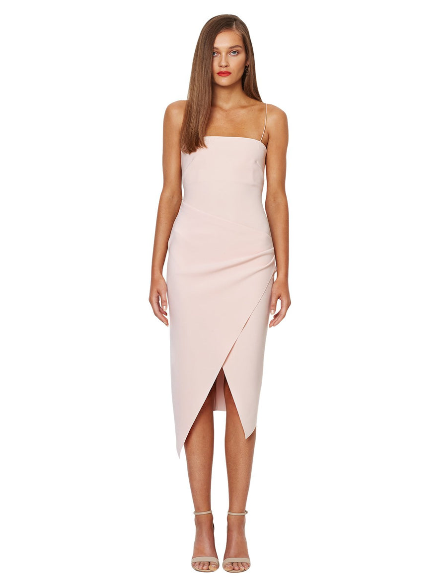 Bec and Bridge Auriele Dress Shell Pink