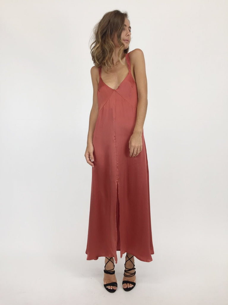 Posse Grace Dress Red - Call Me The Breeze - 3
