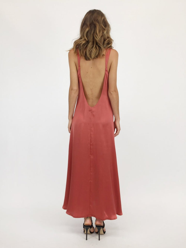 Posse Grace Dress Red - Call Me The Breeze - 4