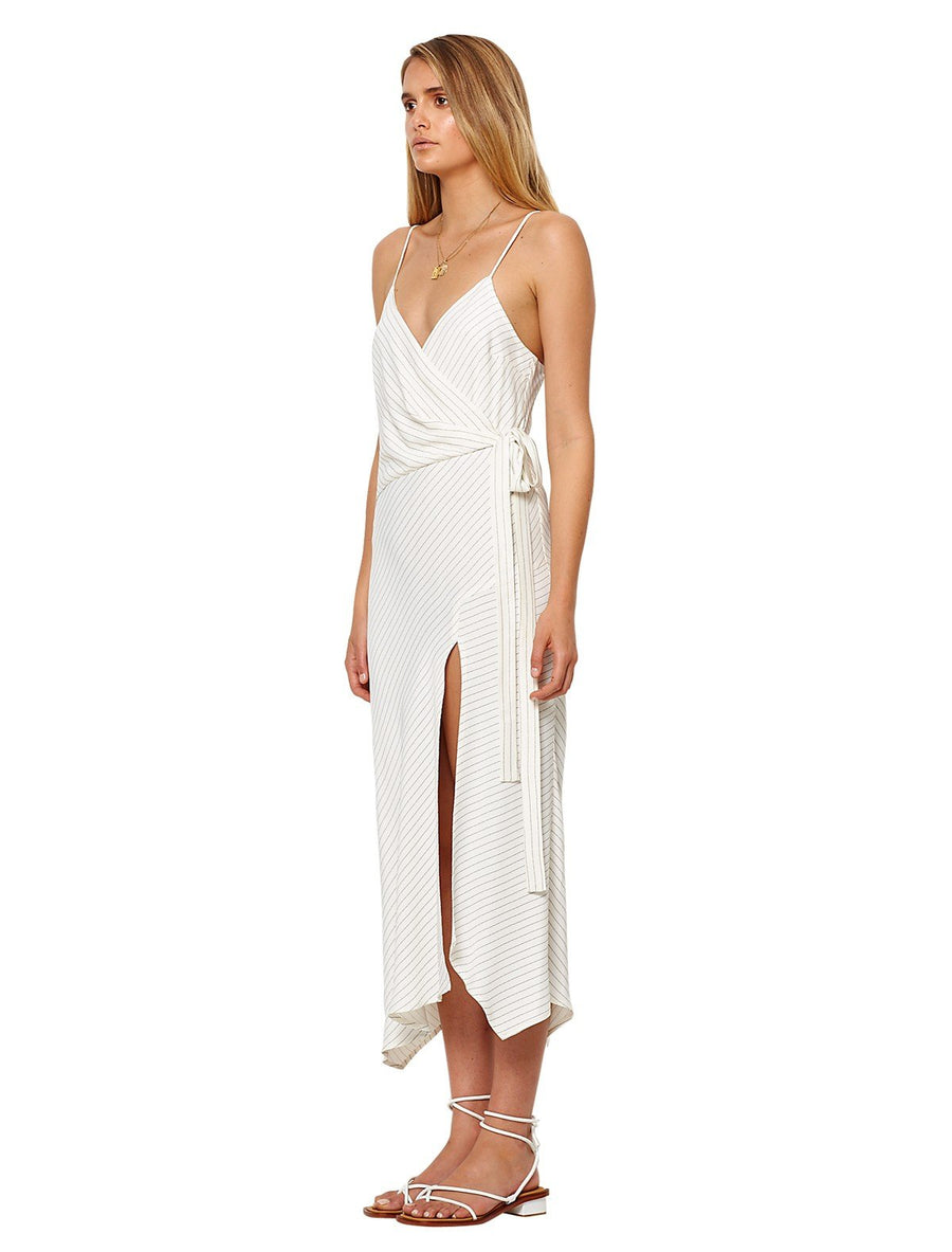 Bec and Bridge Pascal Wrap Dress