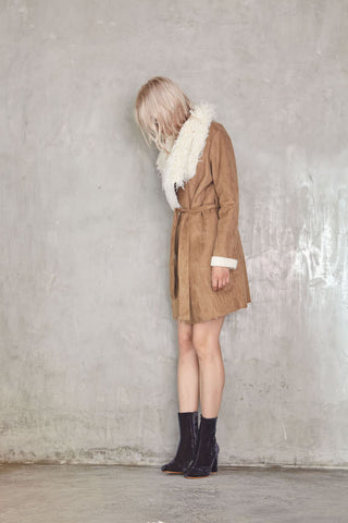 Lilya Faithful Shearling Jacket