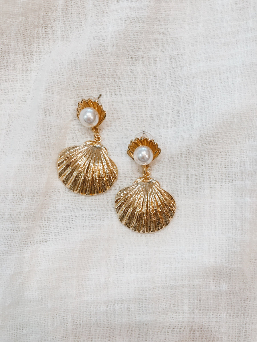 Patti Earrings Gold