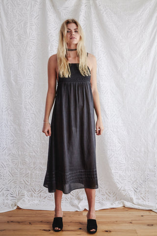 Kinga Csilla Lulu dark Wash Dress