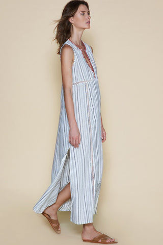 Sancia Miribel Dress Stripe