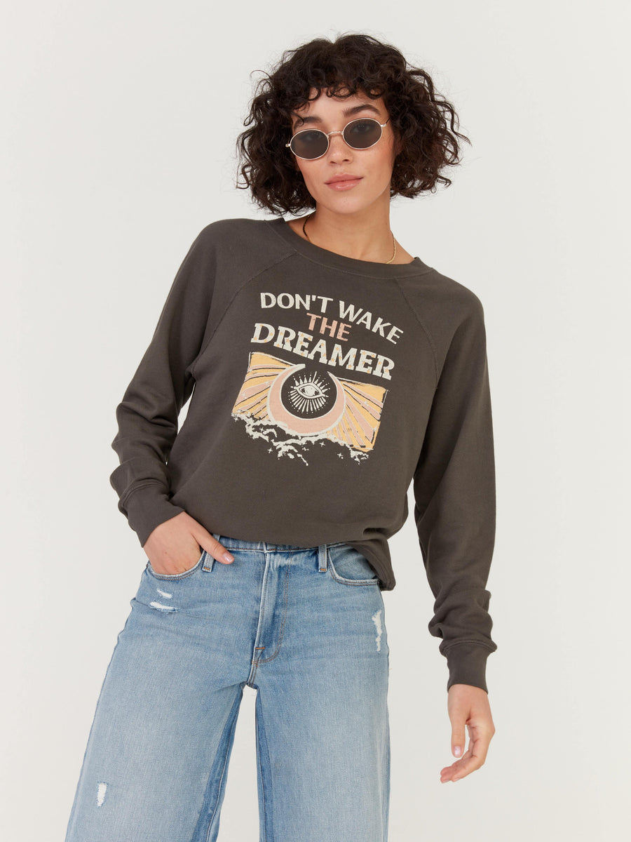 Mate the Label Don't Wake The Dreamer Vintage Pullover