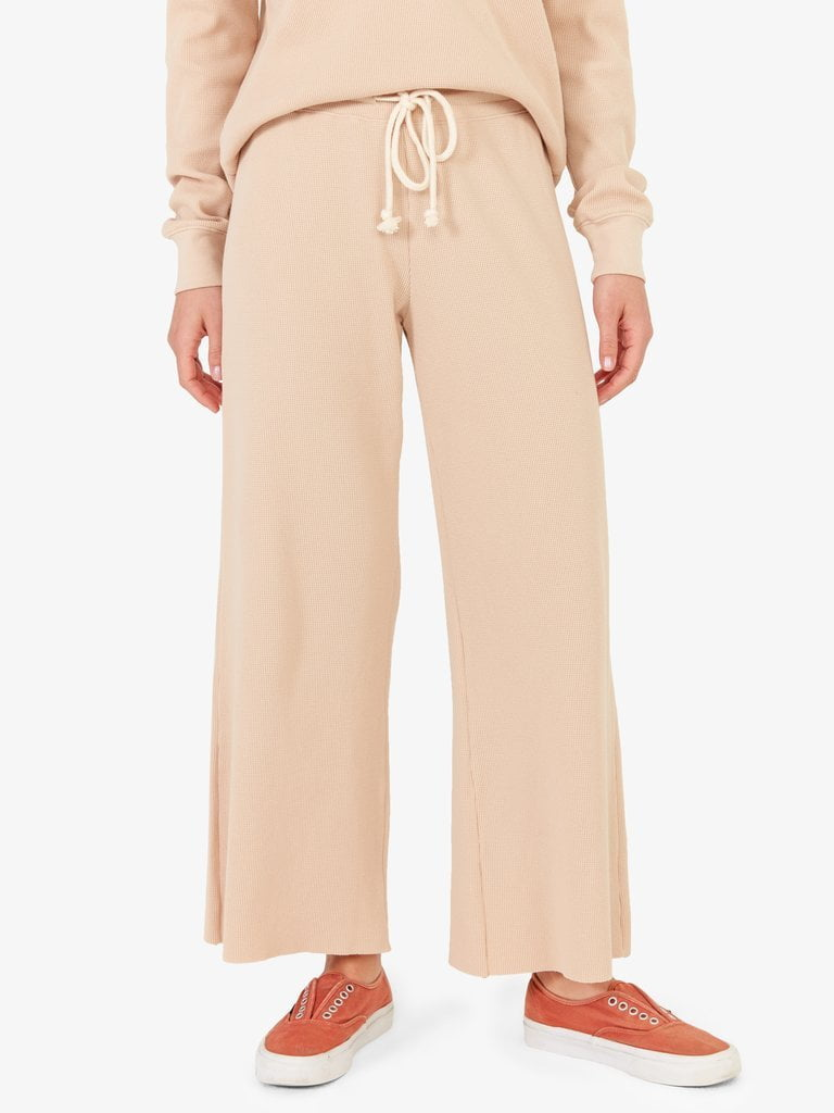 Mate The Label Ali Thermal Pant Latte