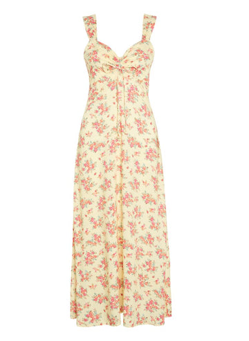 Faithfull The Brand Maeve Midi Dress Sunday Floral