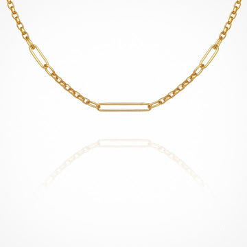 Temple of the Sun Niki Necklace Gold