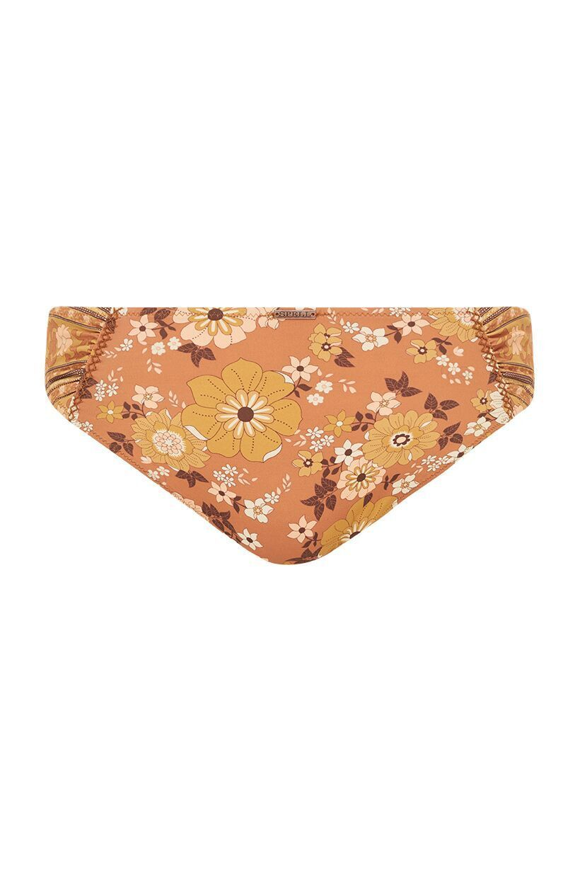 Spell Buttercup Cheeky Pant Sunrise