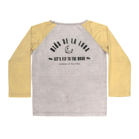 Children of the Tribe Nino De La Luna Raglan