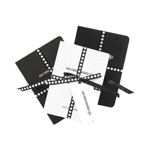 An Organised Life Notebook Set - Call Me The Breeze - 1