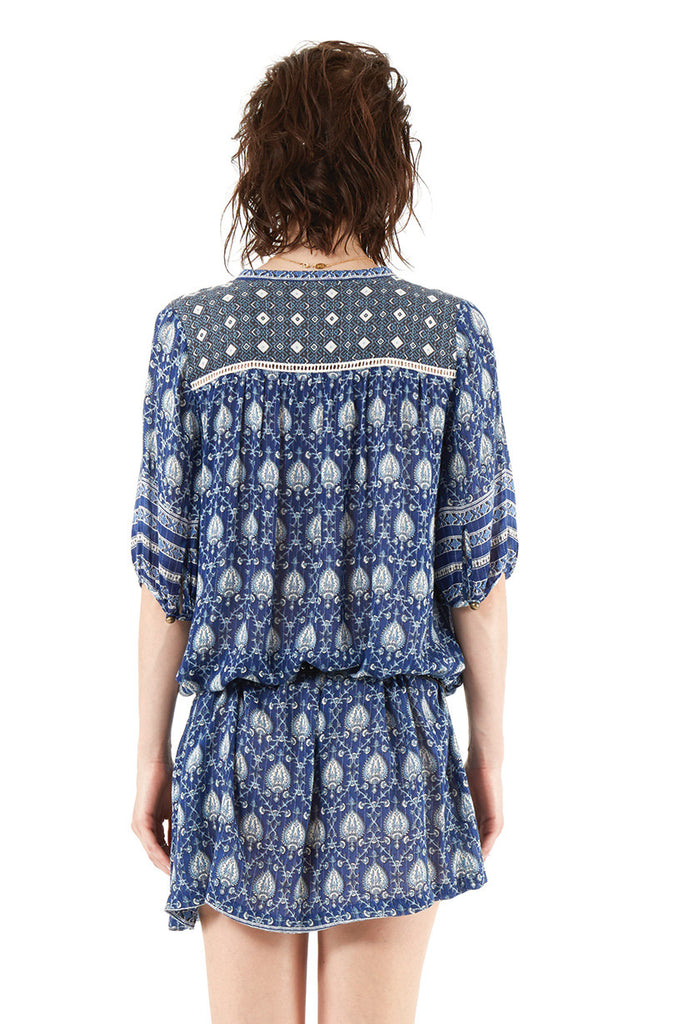 Spell Oracle Tunic Dress Indigo - Call Me The Breeze - 8