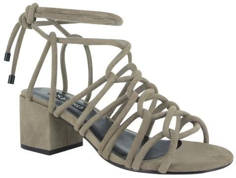 Senso Racquel Sandals Espresso Suede - Call Me The Breeze - 1