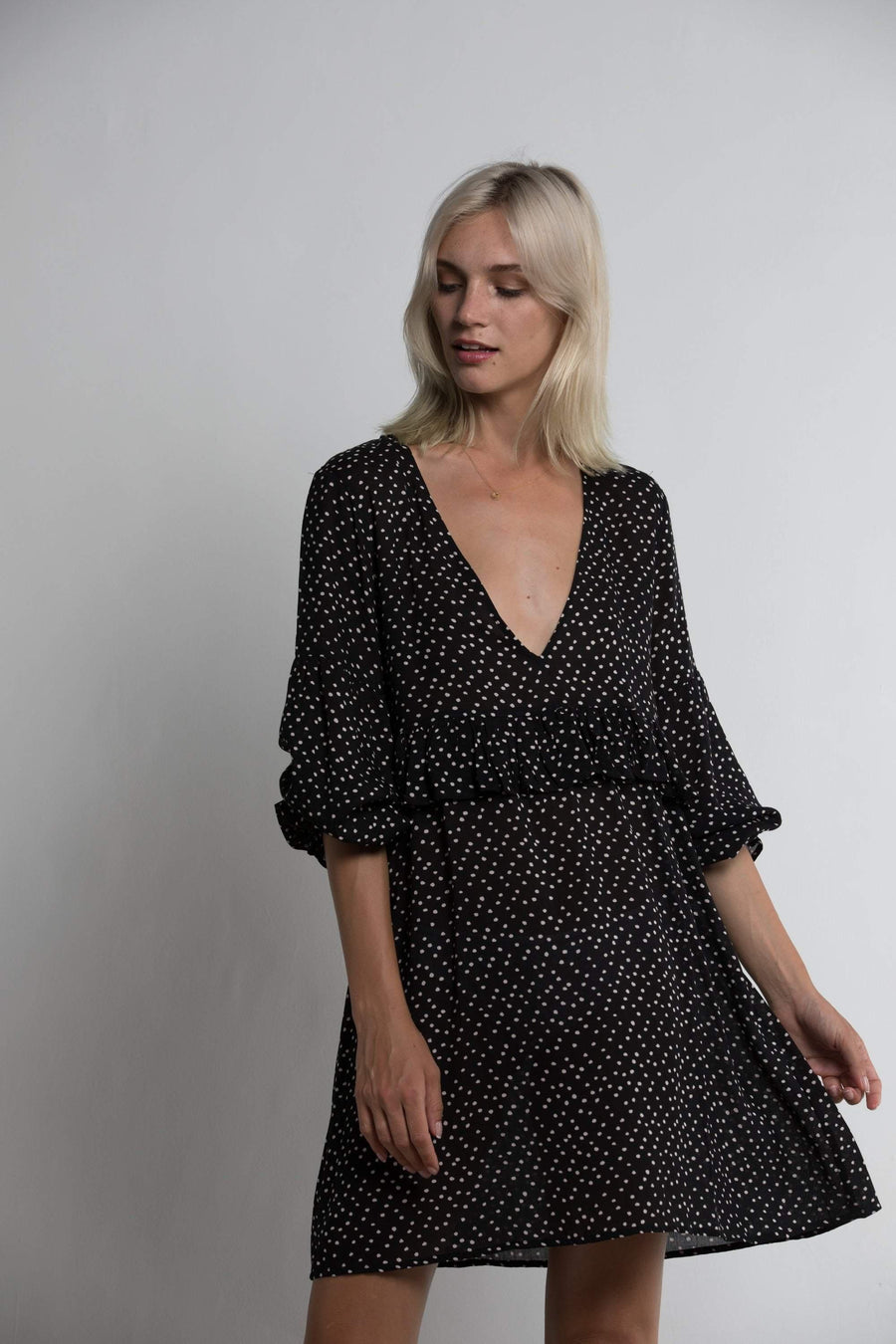 Lilya Everest Dress