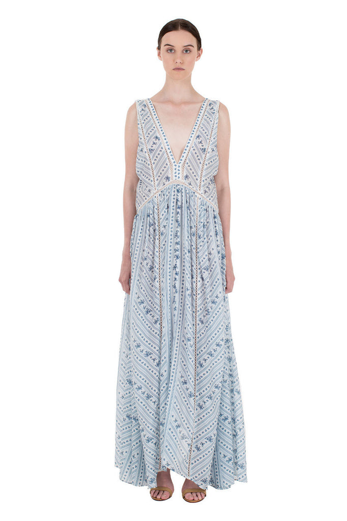 Magali Pascal Regency Maxi Dress - Call Me The Breeze - 1