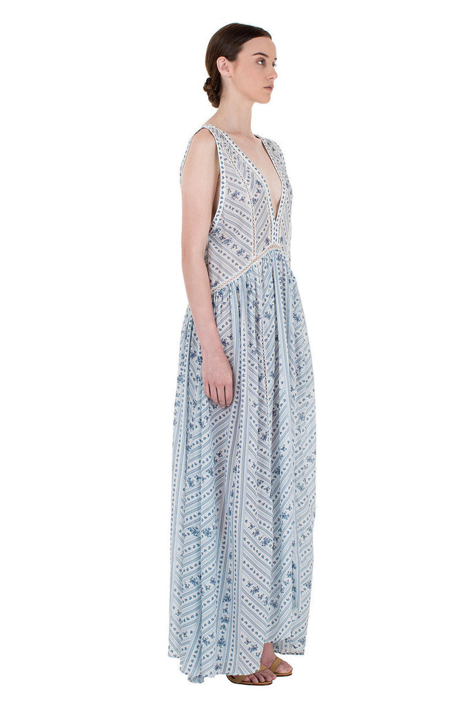 Magali Pascal Regency Maxi Dress - Call Me The Breeze - 2