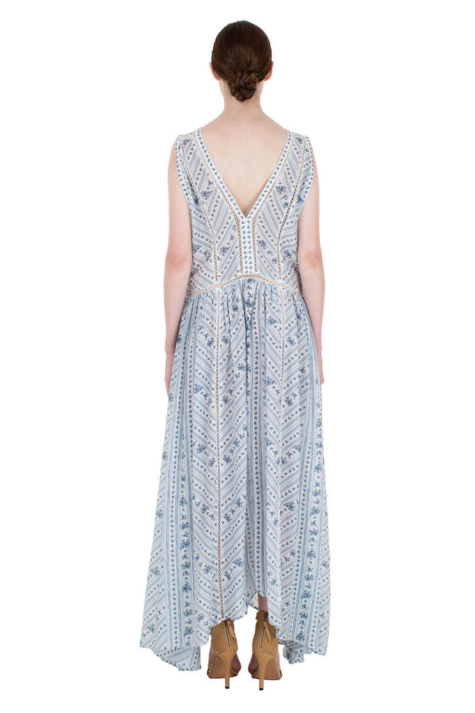 Magali Pascal Regency Maxi Dress - Call Me The Breeze - 3