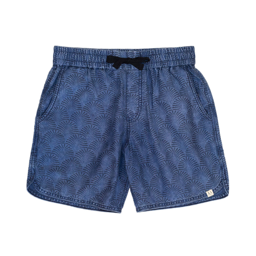 Children Of The Tribe Royale Drawstring Shorts