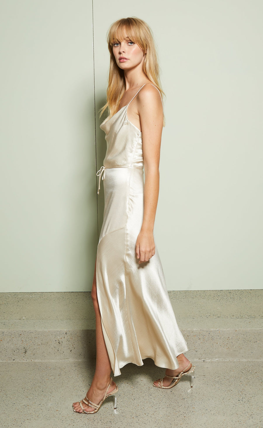 Bec and Bridge Sylvie Midi Dress