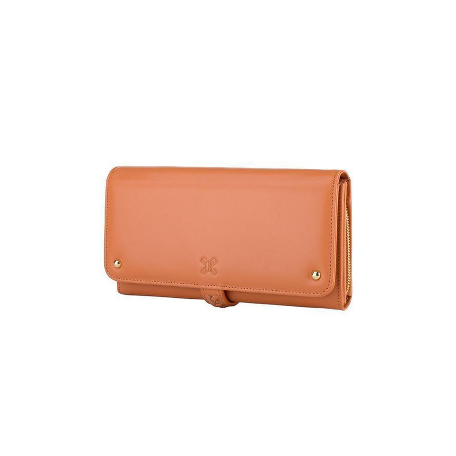 Sancia Giselle Wallet Clay