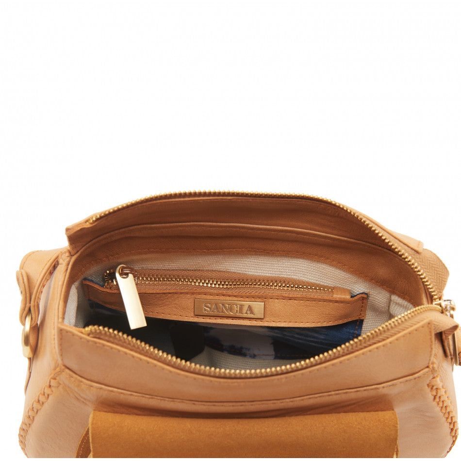 Sancia Babylon Bar Bag Zip Desert - Call Me The Breeze - 4