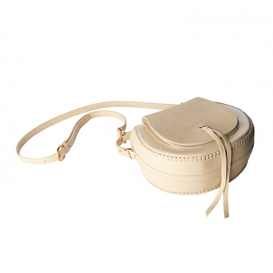 Sancia Babylon Bar Bag Zip Sand - Call Me The Breeze - 5