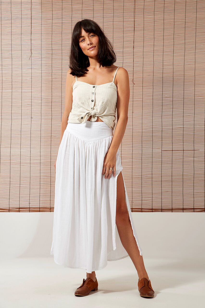 Saint Helena Bounty Maxi Skirt