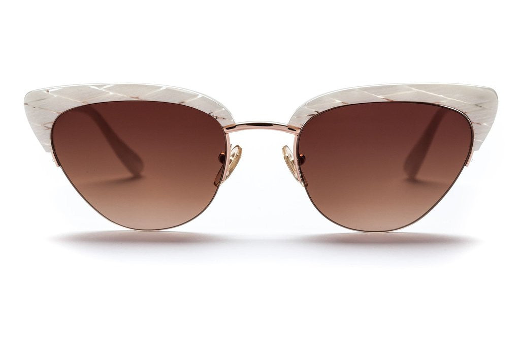 Sunday Somewhere Pixie Mother of Pearl Sunglasses - Call Me The Breeze - 2