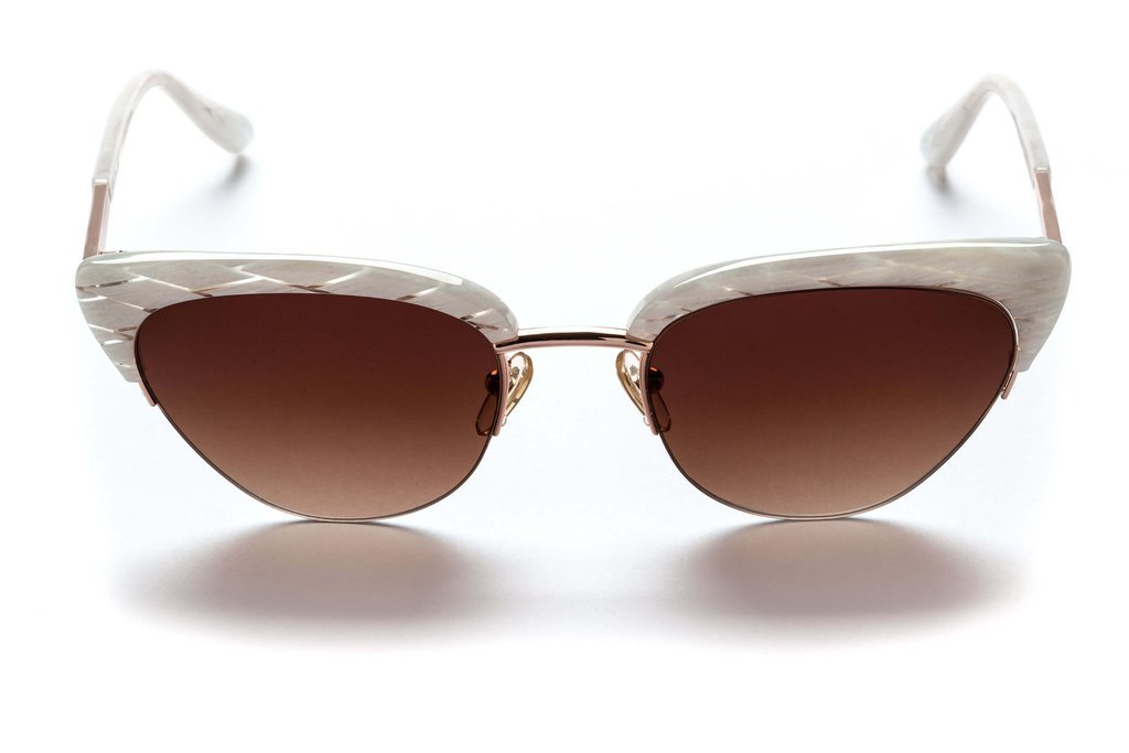 Sunday Somewhere Pixie Sunglasses Mother of Pearl