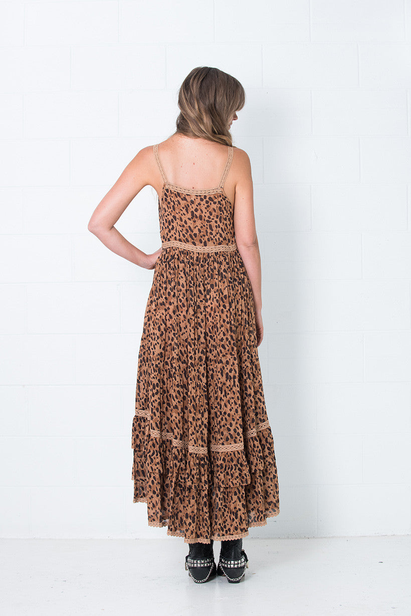 Spell Saphari Sun Dress - Call Me The Breeze - 8