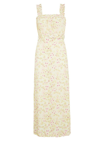 Faithfull Saint Tropez Midi Dress Adele Floral